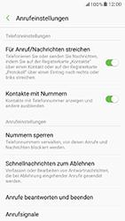 Samsung Galaxy A5 (2017) - Anrufe - Anrufe blockieren - Schritt 6