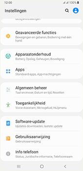 Samsung galaxy-a7-dual-sim-sm-a750fn-android-pie - Instellingen aanpassen - Fabrieksinstellingen terugzetten - Stap 4