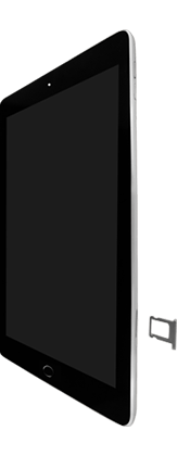 Apple iPad Pro 9.7 inch - SIM-Karte - Einlegen - Schritt 4
