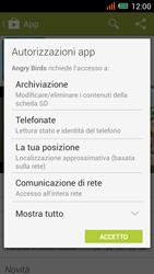Alcatel One Touch Idol Mini - Applicazioni - Installazione delle applicazioni - Fase 19