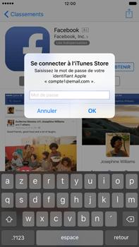 Apple Apple iPhone 6s Plus iOS 10 - Applications - Créer un compte - Étape 25