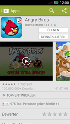 Alcatel One Touch Idol Mini - Apps - Installieren von Apps - Schritt 21