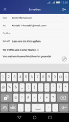 Huawei Y6 - E-Mail - E-Mail versenden - 10 / 17
