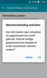Samsung J120 Galaxy J1 (2016) - Netwerk - Handmatig een netwerk selecteren - Stap 7
