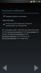 HTC One Mini - Applicaties - Account aanmaken - Stap 17
