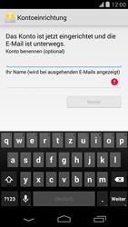 LG D821 Google Nexus 5 - E-Mail - Konto einrichten - Schritt 19