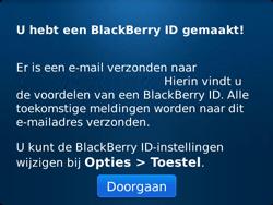 BlackBerry 9360 Curve - BlackBerry activeren - BlackBerry ID activeren - Stap 12