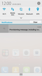 Huawei Ascend Y550 - Internet - Automatic configuration - Step 4