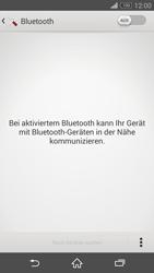 Sony Xperia Z3 - Bluetooth - Geräte koppeln - 0 / 0