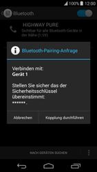 Wiko Highway Pure - Bluetooth - Verbinden von Geräten - Schritt 7