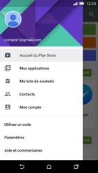 HTC One M9 - Applications - Comment vérifier les mises à jour des applications - Étape 5