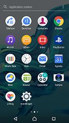 Sony Xperia XZ - Android Nougat - MMS - afbeeldingen verzenden - Stap 2