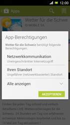 Sony Xperia J - Apps - Installieren von Apps - Schritt 15