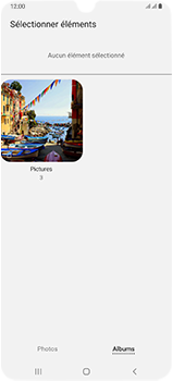 Samsung Galaxy A70 - E-mails - Envoyer un e-mail - Étape 17