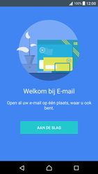Sony Xperia X Compact (F5321) - Android Nougat - E-mail - Account instellen (IMAP zonder SMTP-verificatie) - Stap 4