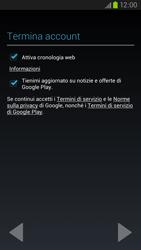 Samsung Galaxy S III LTE - Applicazioni - Configurazione del negozio applicazioni - Fase 17