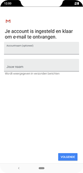 Nokia 8-1-dual-sim-ta-1119 - E-mail - Account instellen (IMAP met SMTP-verificatie) - Stap 19