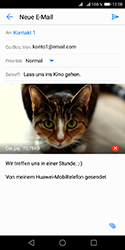 Huawei Y5 (2018) - E-Mail - E-Mail versenden - 14 / 16