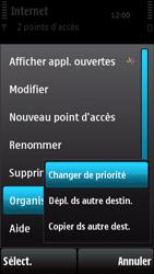 Nokia X6-00 - Internet - configuration manuelle - Étape 13