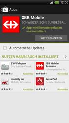 HTC One X Plus - Apps - Installieren von Apps - Schritt 24