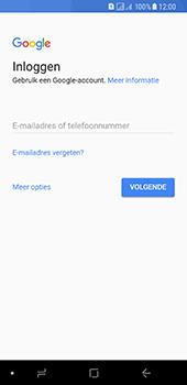 Samsung Galaxy A8 (2018) - E-mail - handmatig instellen (gmail) - Stap 9