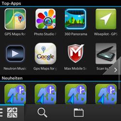 BlackBerry Q10 - Apps - Herunterladen - 2 / 2