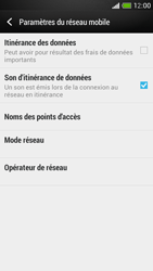 HTC One Mini - MMS - Configuration manuelle - Étape 5