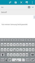 Samsung A500FU Galaxy A5 - E-Mail - E-Mail versenden - Schritt 5