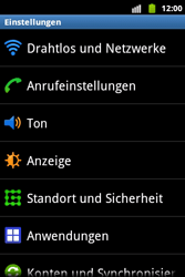 Samsung Galaxy Xcover - Internet - Apn-Einstellungen - 5 / 23