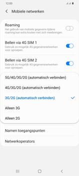 Samsung Galaxy S20 Plus - internet - activeer 4G Internet - stap 7