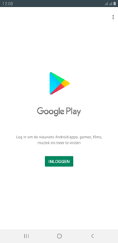 Samsung Galaxy J4 Plus - Applicaties - Account instellen - Stap 4