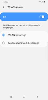 Samsung Galaxy S9 - Android Pie - WiFi - WiFi Calling aktivieren - Schritt 11