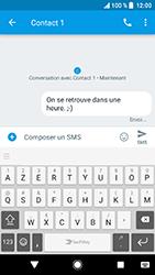 Sony Xperia XA2 - Contact, Appels, SMS/MMS - Envoyer un SMS - Étape 9