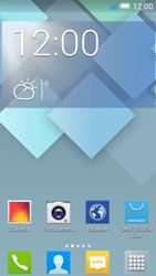 Alcatel OT-6012X Idol Mini - Internet - automatisch instellen - Stap 1