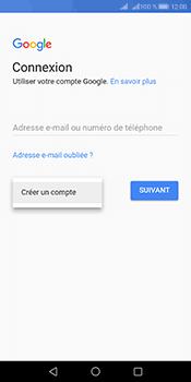 Huawei Mate 10 Pro - Applications - Créer un compte - Étape 4
