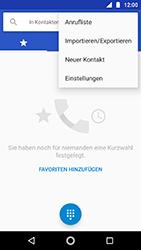 Motorola Moto G5s - Anrufe - Rufumleitungen setzen und löschen - 1 / 1
