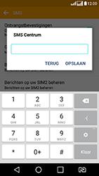 LG K8 - SMS - handmatig instellen - Stap 9