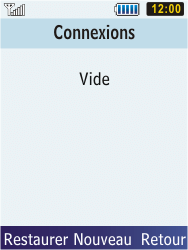 Samsung C3350 Xcover 2 - MMS - Configuration manuelle - Étape 7