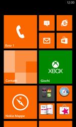 Nokia Lumia 820 / Lumia 920 - Rete - Selezione manuale della rete - Fase 9