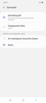 Samsung Galaxy Note 20 5G - Internet und Datenroaming - Manuelle Konfiguration - Schritt 29