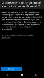 Microsoft Lumia 650 - E-mail - Configuration manuelle (outlook) - Étape 10