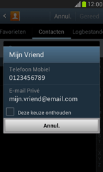 Samsung I8190 Galaxy S III Mini - MMS - Afbeeldingen verzenden - Stap 5