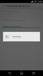 Sony Xperia Z3 Compact - Réseau - Sélection manuelle du réseau - Étape 7