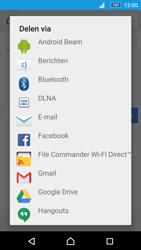 Sony E5603 Xperia M5 - Internet - hoe te internetten - Stap 18