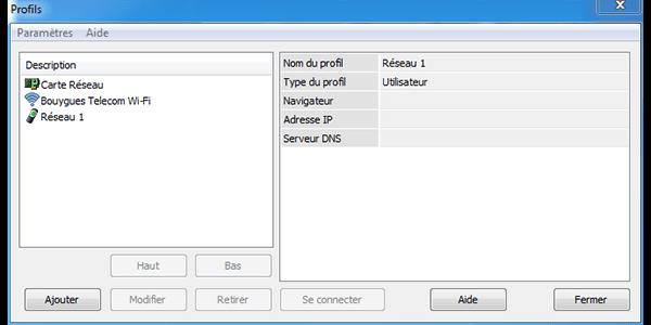 Alcatel OT-X230L - Premiers pas - Configurer l