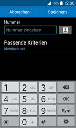 Samsung G318H Galaxy Trend 2 Lite - Anrufe - Anrufe blockieren - Schritt 8