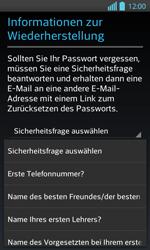 LG Optimus L7 II - Apps - Konto anlegen und einrichten - 14 / 25