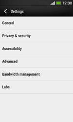 HTC Desire 500 - Internet - Manual configuration - Step 20