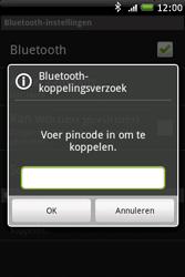 HTC A6262 Hero - bluetooth - headset, carkit verbinding - stap 8