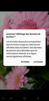 Samsung Galaxy A7 2018 - Photos, vidéos, musique - Prendre une photo - Étape 17